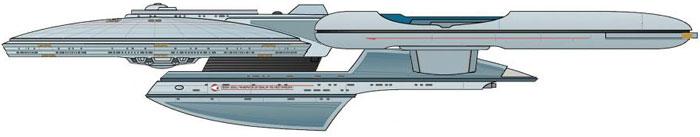 Federation Zypher Class XI Cruiser
