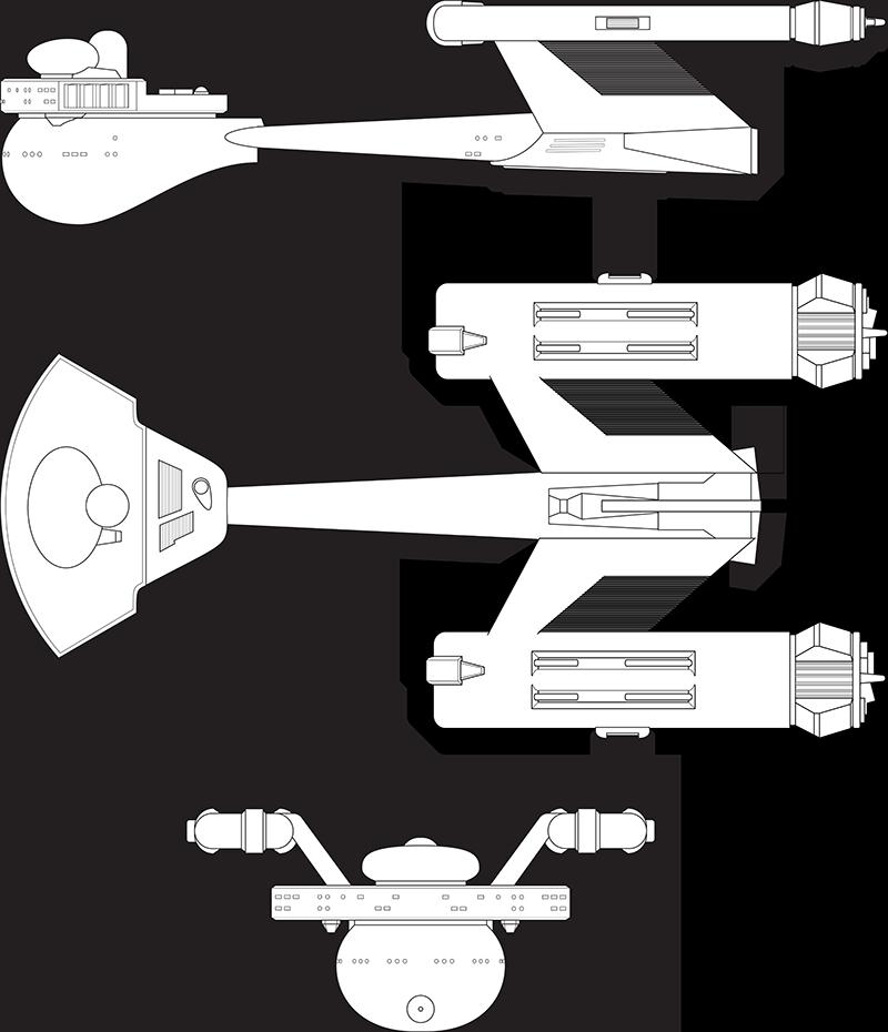 Klingon-k-7 Scout