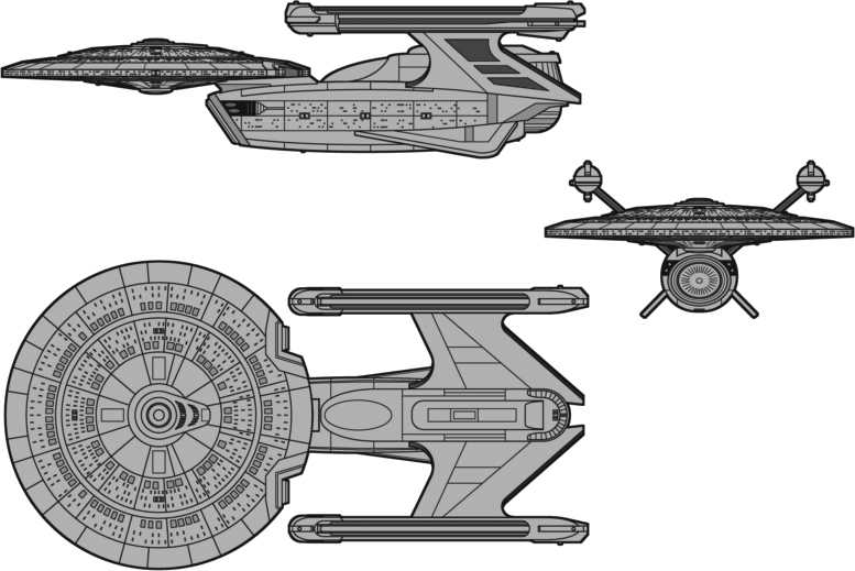 Kolm-An Class VIII-XIV Assault Ship