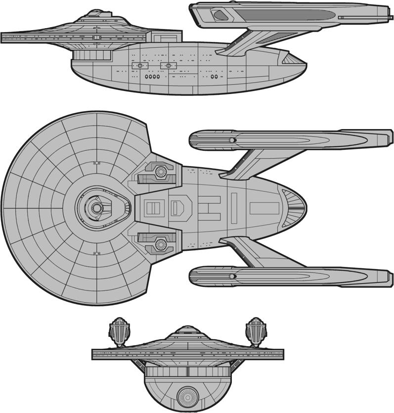Makin Federation Class VIII Assault Ship