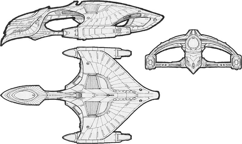 Romulan V-63