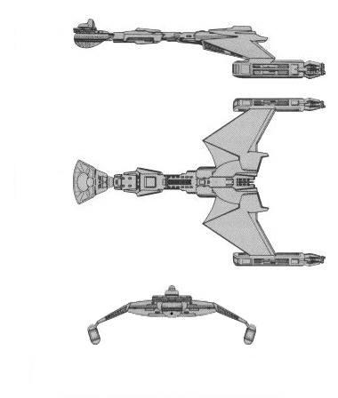Klingon D-17