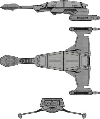Klingon-D46