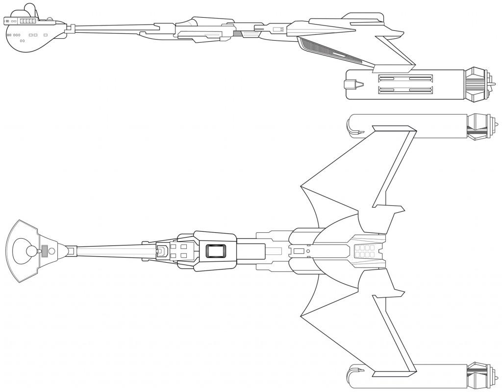 Klingon D-16