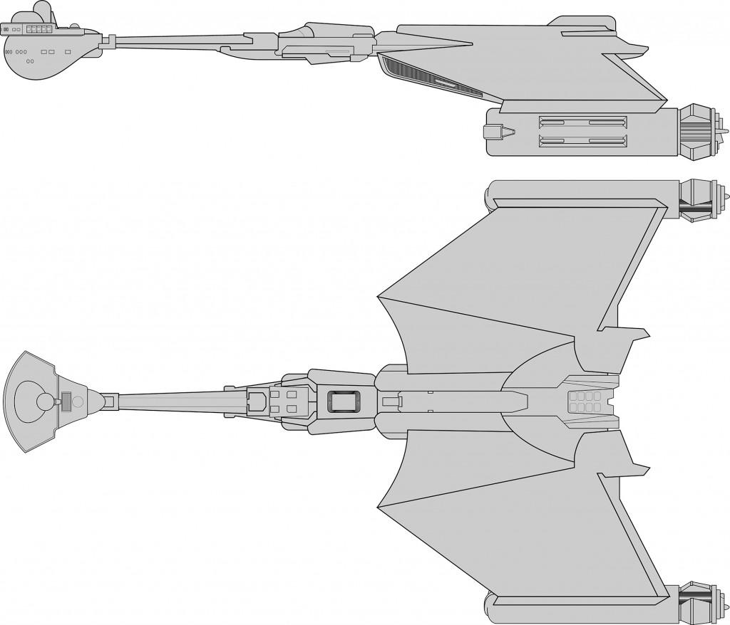 Klingon D-34