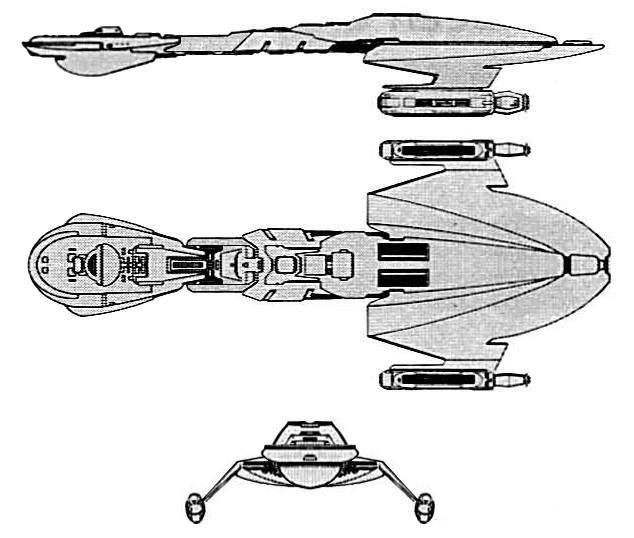 Klingon K-11 - Hunter
