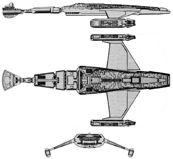 Klingon K-31 - Bold Journey