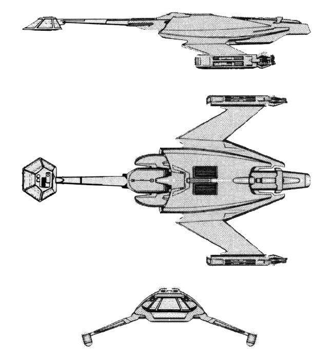 Klingon L-21 - Kutluch