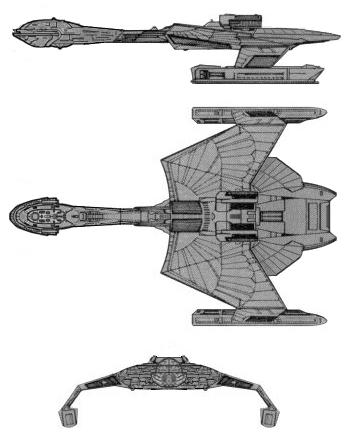Romulan V-61