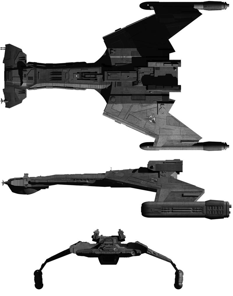 1 - Klingon - D63