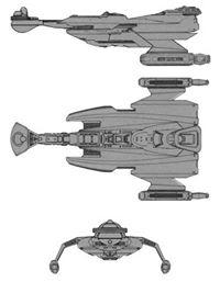 Klingon D71