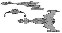 Klingon D76
