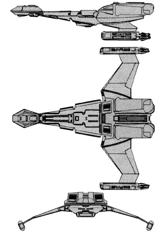 Klingon K20