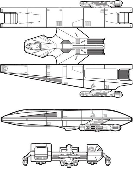 Klingon T-1