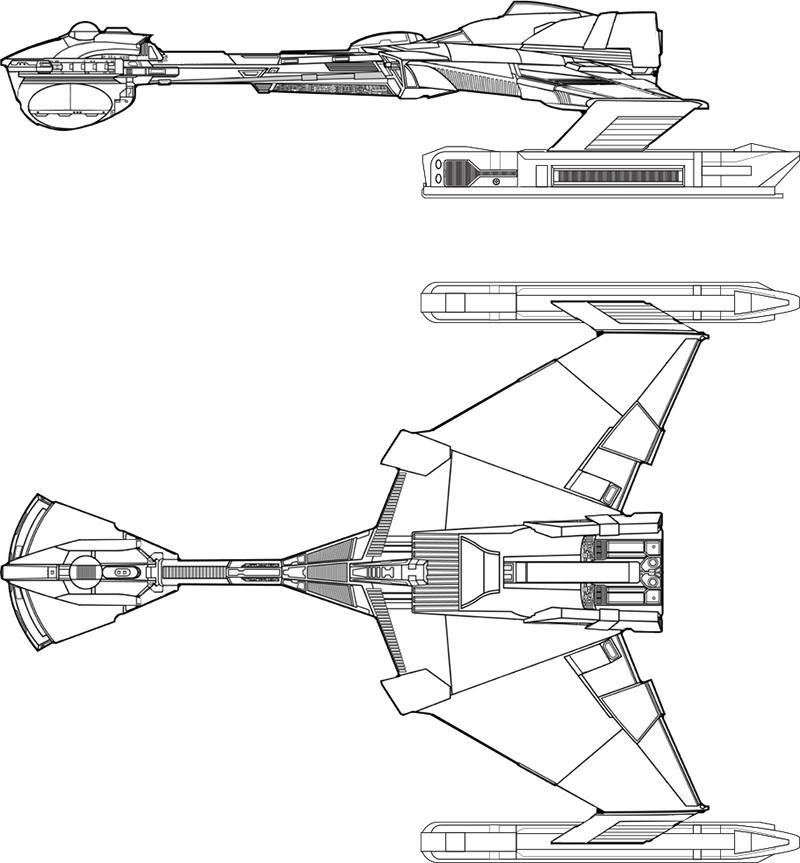 Romulan V56