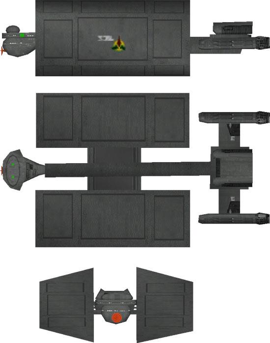 Klingon - G2 Carrier