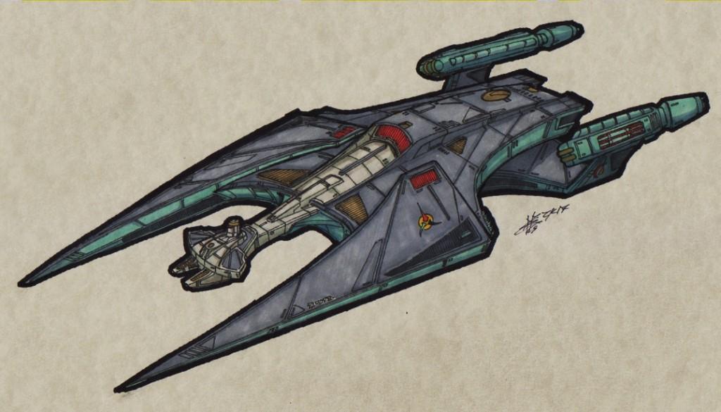 Klingon L4 - Supremacy Siegeship_00