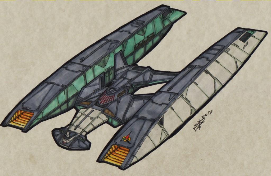 Klingon - T7 Prohibiter TOS_Carrier_00