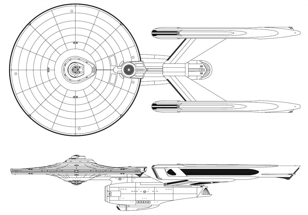 Federation - Mogami Cruiser