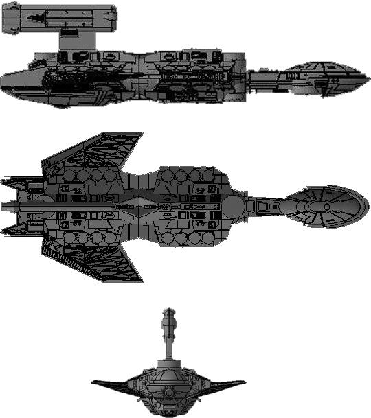 Klingon Lup Nep