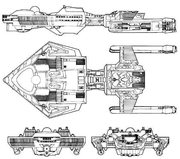 klingon D-13